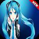 Anime Girls Themes free by Dev skizo