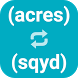 Acres to Square Yards by CoolAppClub