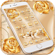 Theme Gold Rose Diamond by Beauty Die Marker