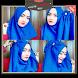 Hijab tutorial 2017 by MysKeyboard&lockscreen