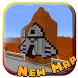Mars Wars PvP Minecraft map by Arjun Nashik