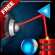 LASERBREAK - Free Physics Laser Puzzle by errorsevendev