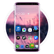 Sam Edge Phone Theme by stylish android themes
