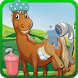 Caring Horses Games by SameConnection