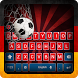 Bayern Munchen Football Keyboard by Keyboard Theme Studio