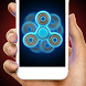 Laser fidget hand spinner by Rich apps and games