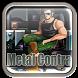 Metal Contra Rambo Shooter by Game Zen