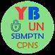 Latihan Soal UN, SBMPTN, CPNS by Falcon App