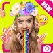 Filters For Musically with face & Stickers by Studio Global