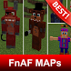 Map FNAF Addons for Minecraft MCPE by BestMapsAddons