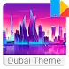 Dubai Xperia™ Theme by Twenty Two
