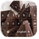 Sweet Chocolate Keyboard Theme by beautifulwallpaper
