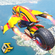 Flying Robot Bike : Futuristic Robot War by The Game Feast