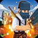 Pixel Battleground Gun: San Andreas Battle Royale by World Games Loft