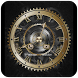 Clock Theme Luxury Gold by Theme Designer