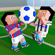 Crazy Soccer Funny 3D Tap by Tap Soccer Physics retro
