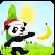 Jungle Panda Run Adventure by hos games