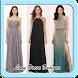 Long Dress Design Ideas by Goddard Studio