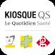 Kiosque Le Quotidien Santé by Groupe Profession Santé