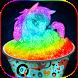Glowing Rainbow Snow Cone Maker - Unicorn Desserts by KAF Enterprises