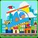 Poco Boy Fly In The Sky by Mario Pocoyo Apps