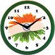 Independence Clock Live Wallpaper by Digital Photo AppZone
