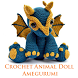 Crochet Amigurumi Animal by ForefingerDev