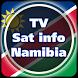 TV Sat Info Namibia by Saeed A. Khokhar