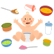 Healthy Nutrition Guide Babies by Cristina Gheorghisan