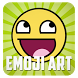 Emoji Art Images of emoticon by Galicia Apps