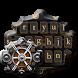 Mechanical Equipment Gear Metal Keyboard Theme by Brandon Buchner