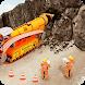 Construction Duty: Dig Tunnel & Transport Cargo by Saga Games Inc
