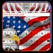 American Flag Keyboard Themes