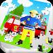 Jigsaw Fireman Puzzle by sergioze kostariza