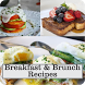 Breakfast and Brunch Recipes by khaina