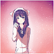 Cute Girl Anime Wallpaper by Game Run