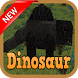 Dinosaur MODS For MCPE. by Supica Soft