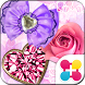 +HOMEアイコンパック Flower・Heart by +HOME by Ateam