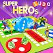 Ludo Dice Fun : Play Ludo With Superheros