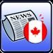 Canada News in App- AdFree by ORANGE TECHNOLOGIES