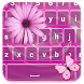 Pink Color Keyboard Themes by Pasa Best Apps