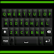 Black and Green Keyboard Skin by Stealthychief Keyboard Themes