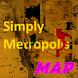 Catania Simply Map by Simply Metropolis
