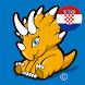 Croatian For Kids & Babies F by Dino Lingo