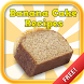 Banana Bread And Cake Recipes by DevBrands