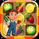 Farm Fruit match by thaleia samantha