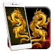 Golden Dragon Live Wallpaper by live wallpaper collection