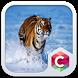 Tiger Theme C Launcher by Pop Locker Team - Hide Secret App
