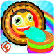 Rainbow Pancake Eater Ant Jump by Games Frenzy