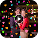 Heart Photo Animation Effect Video Maker 2018 Love by Creative photo art